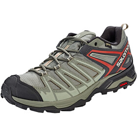 Salomon X Ultra 3 Prime GTX Shoes Men castor gray/shadow/bossa nova